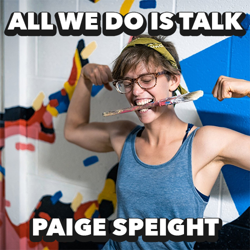AWDIT #8 - Paige Speight 1